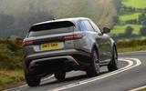 Range Rover Velar rear cornering