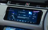 Range Rover Velar DAB radio