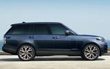 2021 Range Rover Westminster edition - side
