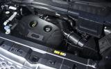 2.0-litre Range Rover Evoque Convertible engine