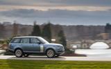 Range Rover p400e profile