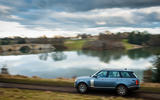 Range Rover P400e off road