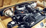 1978 two-door Range Rover engine