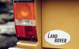 1978 two-door Range Rover tail lights