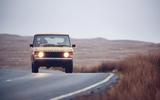 1978 two-door Range Rover headlights