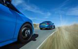 BMW M2 versus Ford Focus RS