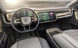 Rivian R1S official reveal - cabin