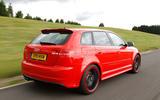 Audi RS3 back side