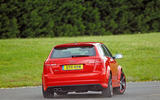 Audi RS3 back