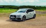 Audi RS3 Sportback static - front