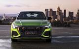 Audi RS Q8 2020 official reveal photos - LA nose