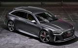 2020 Audi RS6 reveal