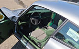 Ruf CTR 2020 first drive interior