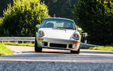 Ruf CTR 2020 first drive on road