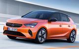 Vauxhall eCorsa leaked photo