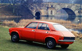 Austin Allegro was poorly built, so there are few left