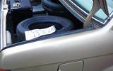 BMW 320 bootlid