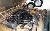 BMW 320 engine
