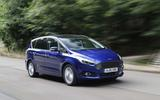 Ford S-Max road test