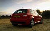 Used car buying guide: Audi S3 Mk1 - static