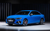 2019 Audi S4 press packet - front