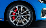 2019 Audi S4 press packet - wheel