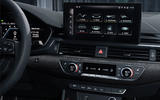 2019 Audi S4 press packet - infotainment