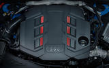 2019 Audi S4 press packet - engine