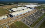 Volvo plant in Charleston, South Carolina