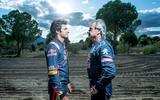 Carlos Sainz and Carlos Sainz Junior