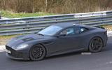 700bhp Aston Martin DBS Superleggera: new pictures of Ferrari 812 Superfast rival