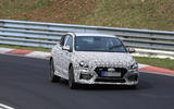 Hyundai i30 N Fastback: new pictures of 2019 model at 'Ring