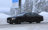 2019 Bentley Flying Spur: larger and more luxurious saloon spotted