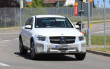 Mercedes-Benz GLC to get C-Class driver assist tech and new diesel engine
