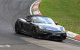 Porsche 718 Boxster Spyder: 911 GT3 flat six to power lighter varaint