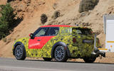 2016 Mini Countryman: new spy pictures