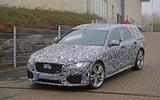 Jaguar XF S Sportbrake spotted testing ahead of 2017 launch