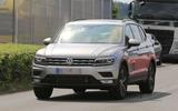 2017 Volkswagen Tiguan Long-wheelbase