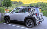 Facelifted Jeep Renegade to get upgraded interior tech and hybrid powertrain