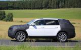 2017 Volkswagen Crossblue