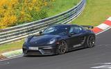 Naturally aspirated Porsche