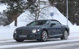 2019 Bentley Continental GT C to be brand's sportiest drop-top