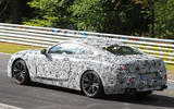 BMW M8 takes to the Nürburgring