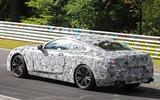 BMW M8 takes to the Nürburgring