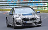 BMW 8 Series Gran Coupe: new M850i test car takes to the Nurburgring