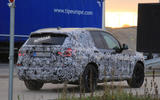 2017 BMW X3 and M Performance model - latest spy pictures