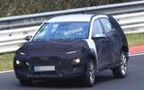 Hyundai Kona spotted Nurburgring testing