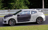 Hyundai Veloster N hot hatch due in 2018 with 275bhp