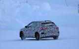 2018 Audi Q3 – new pics of future BMW X1 rival