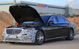 2017 Mercedes-Benz S-Class and AMG S 63 - latest spy pics
